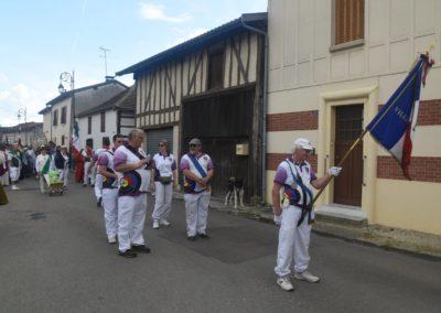 Défilé du Bouquet Provincial à Brienne-le-Château - 26/05/19
